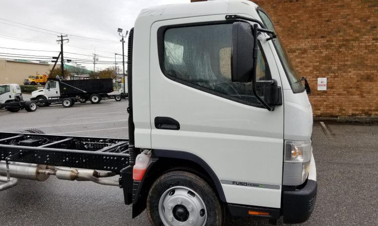 Thumbnail : 2019 Mitsubishi Gas Truck 14500 GVWR 151.9 Wheel base, 3 Year 24hr Roadside assistance, Power Locks,Power Windows. 20181113_090941-e1556913819749-762x456