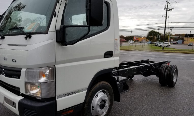 Thumbnail : 2019 Mitsubishi Gas Truck 14500 GVWR 151.9 Wheel base, 3 Year 24hr Roadside assistance, Power Locks,Power Windows. 20181113_091043-e1556913713227-762x456