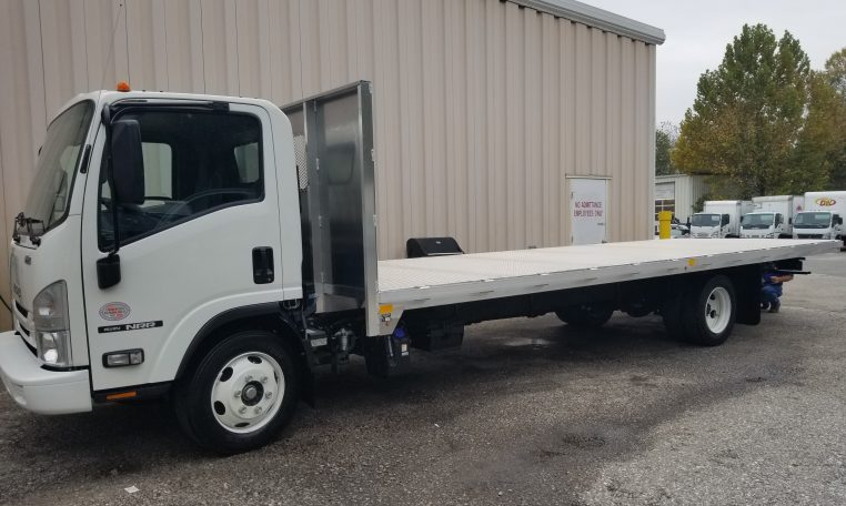 Thumbnail : 2020 NRR with 24′ Aluminum Flat Bed 20191030_165915-e1572536809628-762x456