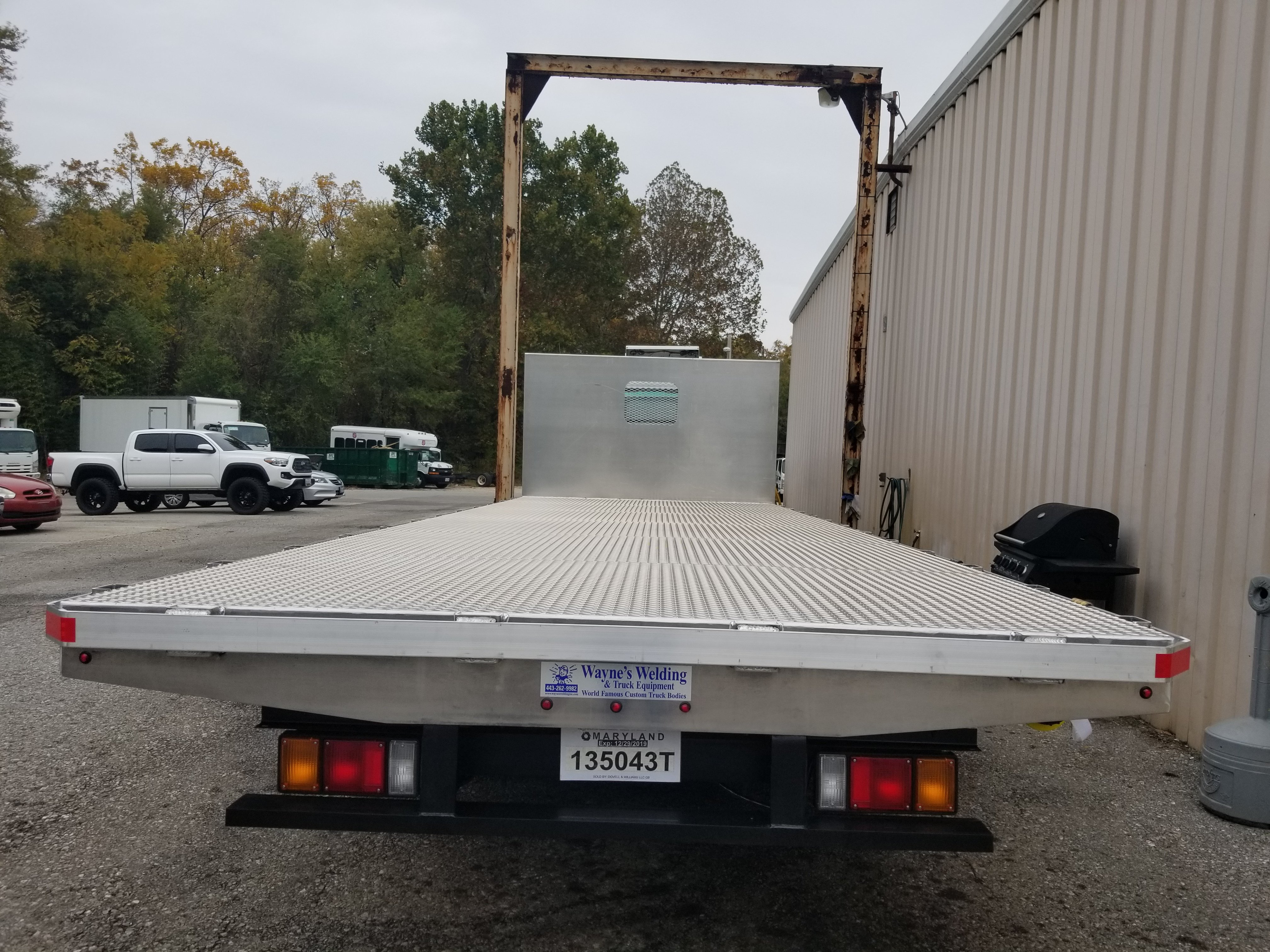 2020 NRR with 24′ Aluminum Flat Bed 20191030_170113-e1572536782653-762x456