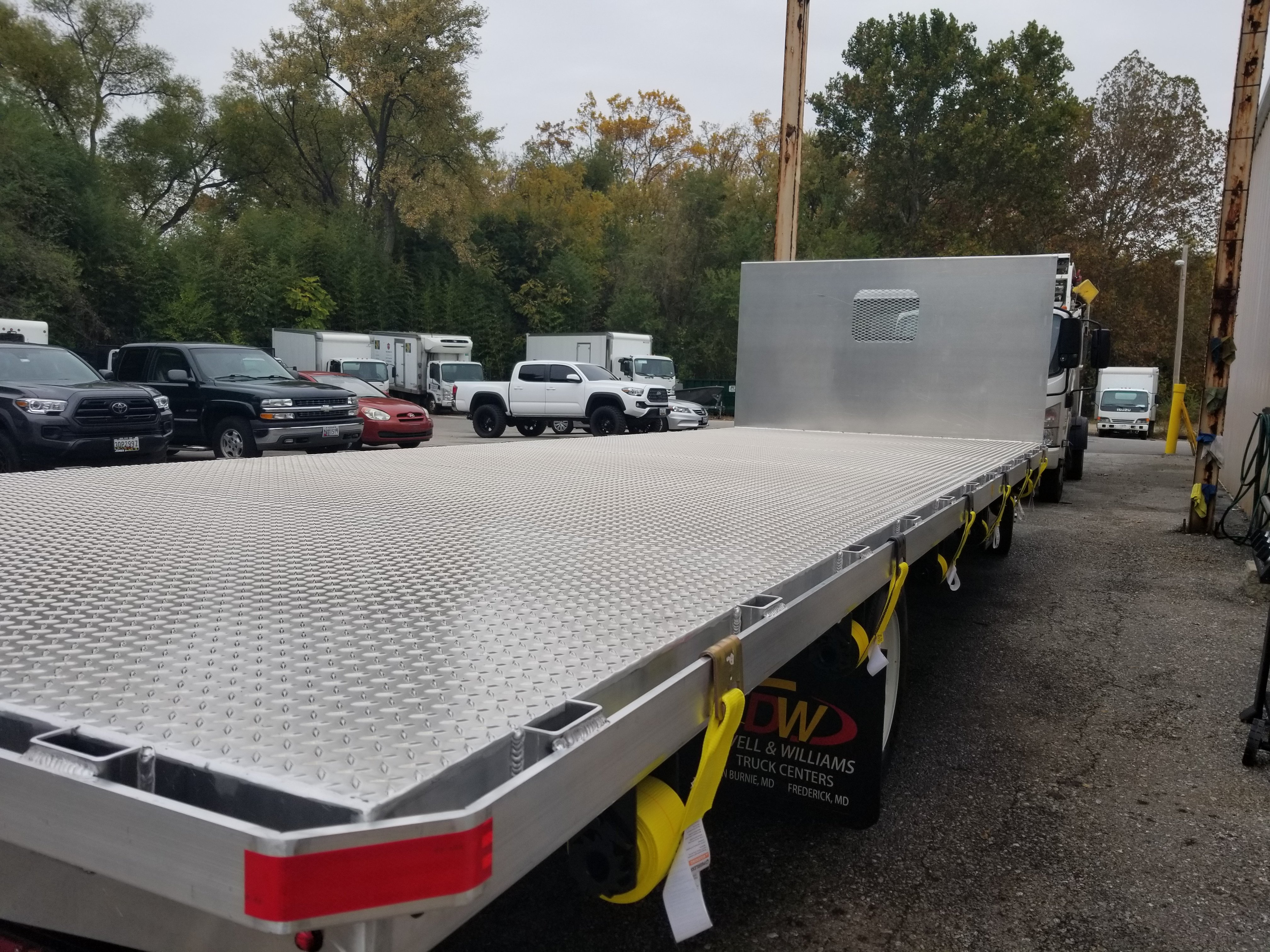 2020 NRR with 24′ Aluminum Flat Bed 20191030_170123-e1572536752194-762x456