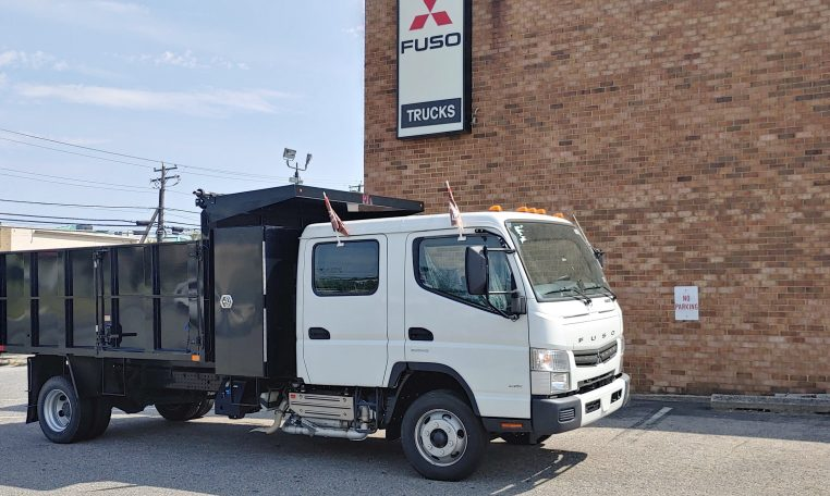 Thumbnail : New 2017 Mitsubishi FE160 with Dump Body Crew Cab Recently Discounted 20200604_154521_HDR-e1591303242668-762x456