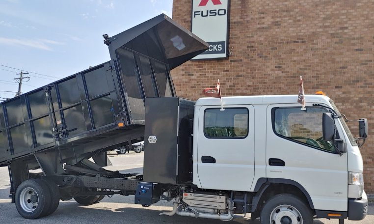 Thumbnail : New 2017 Mitsubishi FE160 with Dump Body Crew Cab Recently Discounted 20200604_154624_HDR-1-e1591304031276-762x456