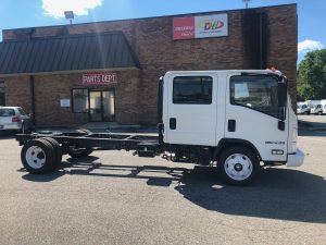 2020 Isuzu NPR HD V8 Gas Crew Cab, 176″ Wheel Base, 24hr Roadside Assistance, Bluetooth AM FM Radio, Power locks, Power Windows. IMG-7690-1-150x150
