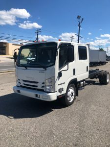 2020 Isuzu NRR Crew Cab Diesel 176″ Wheel base, 3 year Unlimited Mile Warranty, 3 Year 24hr Roadside assistance, Bluetooth AM/FM Radio, Power Windows, Power Locks. IMG-7692-e1561147735748-150x150