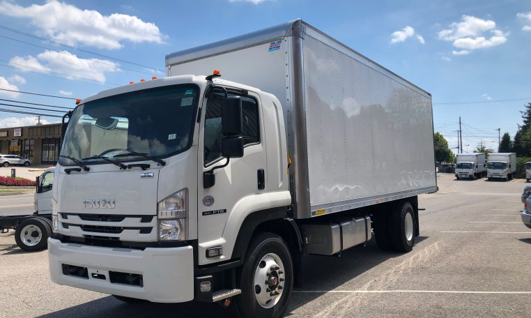 """Thumbnail : 2018 Isuzu FTR with a 24' Mickey Body and 212"""" Wheelbase, 3 Year Untimited mile Warranty, 3 Year 24hr roadside Assistance, IMG-8054-762x456"""